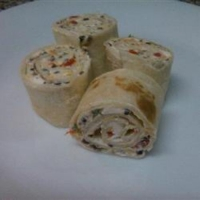 Spicy Tortilla Roll-Ups