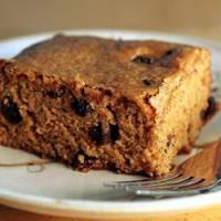 Boiled Raisin Cake
