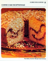 Coffee Cake Exceptionale