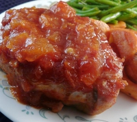 Deviled Pork Chops