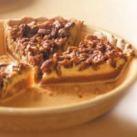 Fudge Pecan Pie