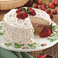 White Fruit Cake