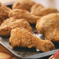 Crusty Baked Chicken