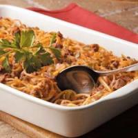 Cheesy Spaghetti