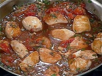 Country French Chicken