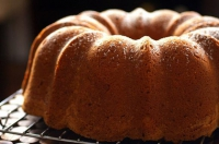 Crusty Cream Cheese Pound Cake