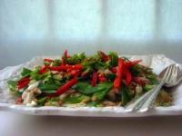 Layered Chicken Salad