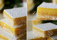 Lemon Pie Squares