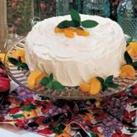Pineapple Torte