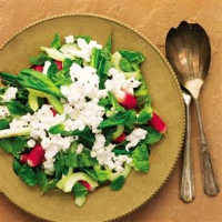 Quick Cottage Cheese Salad