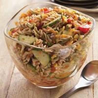 Vegetable Macaroni Salad
