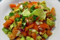 Cucumber-Lime Salad
