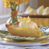 Lemon Cheesecake Pie