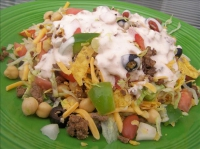 Mexican Chef Salad