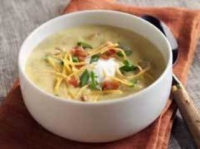 Bacon And Baked Potato Soup