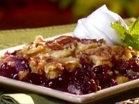 Blueberry Crunch Dessert