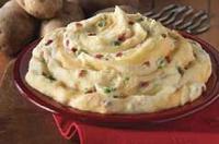 Cheesy Mashed Potatoes