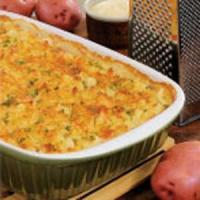 Creamy Potluck Potatoes