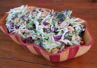 Crunchy Broccoli Salad