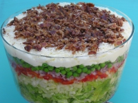 Eight Layer Salad