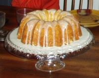 Lemon Apricot Cake