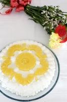 Pineapple Cream Cake