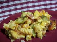 Broccoli Ham Casserole