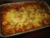 Cheesy Macaroni Bake