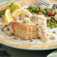 Crabmeat Mornay