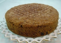 Baby Food Prune Cake