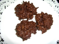 Chocolate-Coconut Cookies