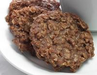 Chocolate No-Bake Cookies