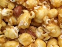 Crispy Caramel Corn