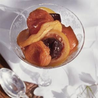 Four Fruit Compote