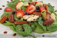 Fresh Spinach Salad