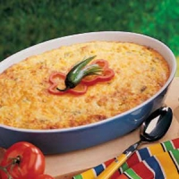 Green Bean And Corn Casserole
