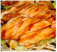 Honey Chicken Teriyaki