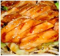 Honey Chicken Teriyaki