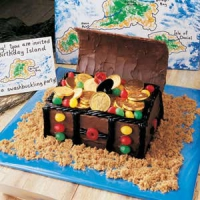 Treasure Chest Bars