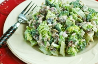 Broccoli And Raisin Salad
