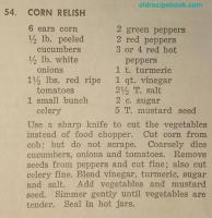 Corn Relish
