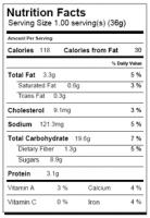 Oatmeal Hermits