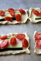 Zucchini Puffs