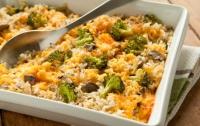 Broccoli-Rice Casserole