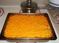 Hamburger Corn Casserole