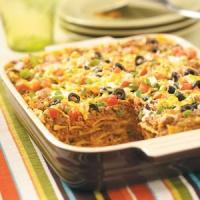 Mexican Lasagna