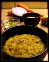 Split Pea And Barley Soup