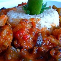 Creole liver(a family favorite for 40 years!)