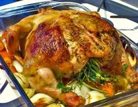 Crispy Herb Chicken