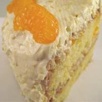 Frosty Mandarin Dessert